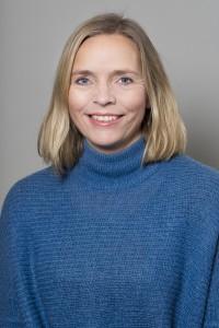 Forskningsleder Carolina Øverlien. (Foto: Ingar Sørensen)