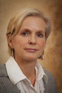 Portrettfoto av forsker og prosjektleder Grete Dyb.